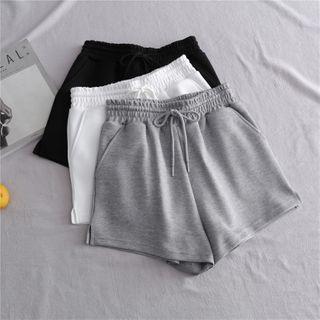 Grenoble - Drawstring Sweat Shorts