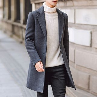 POSI - Plain Lapel Coat
