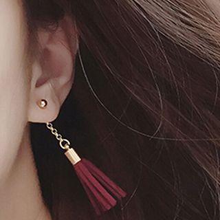 Calypso - Tassel Earrings