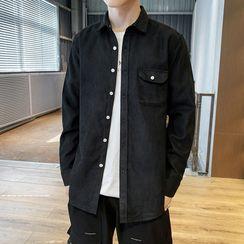 Sheck - Pocket Detail Shirt