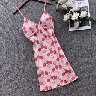 Almilo - Printed Sleep Dress
