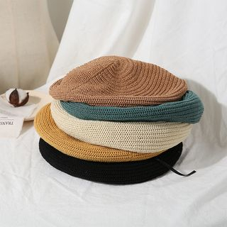 Skycap - Linen Plain Painter Hat