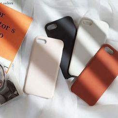 Cassie - iphone 6 / 6s / 6plus / 6splus / 7 / 7plus / 8 / 8plus / X 保護套