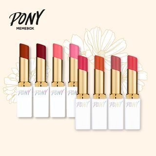PONY EFFECT - PONY Blossom Lipstick (8 Colors)