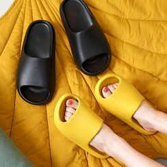 Ishanti - 純色浴室拖鞋