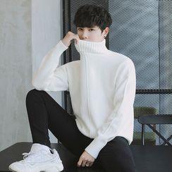 Andrei(アンドレイ) - Turtleneck  Sweater