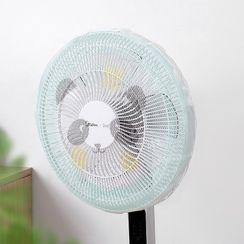 KIizzi - 印花扇防尘罩子