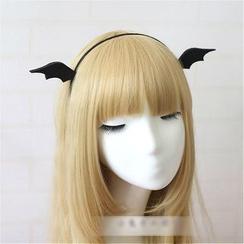 Elfis - Bat Wing Headband