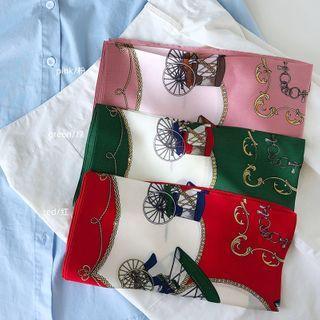 Soiea - 印花围巾