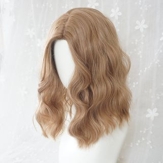 Jellyfish - Medium Full Wig - Wavy