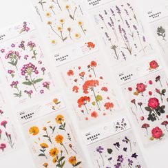 Eteum - Flower Stickers