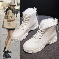 Aneka - 系带短靴
