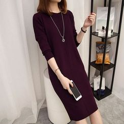 Autunno - Knit Sweater Dress