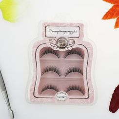 Joomy - Set of 3: False Lashes