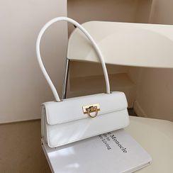 FAYLE - Faux Leather Shoulder Bag