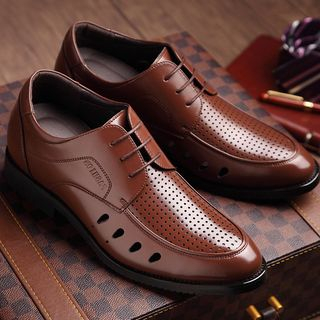 Snowpard - Perforated OXfords