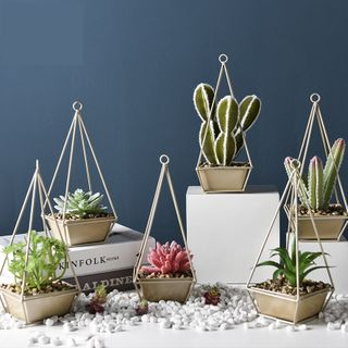 Accueil - Artificial Plant Hanging Decoration