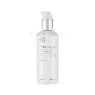 THE FACE SHOP - White Seed Brightening Lotion 145ml