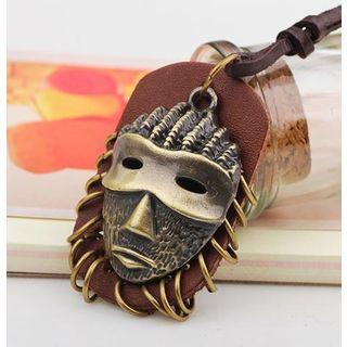 KINNO - Mask Tag Necklace
