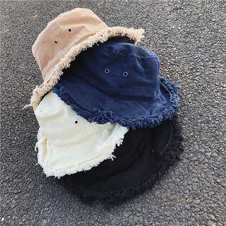 TAAK(ターク) - Fray Edge Bucket Hat
