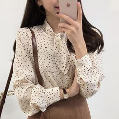 Vinales - Dotted Blouse