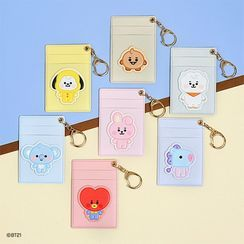 BABOSARANG - BT21 Keyring Card Holder