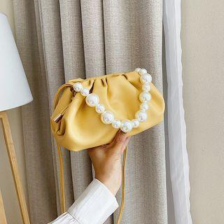 Fianna - Faux Pearl Mini Hand Bag