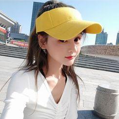 Skycap - 纯色遮阳帽