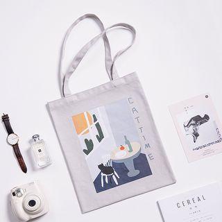 YUPIN - Printed Tote Bag