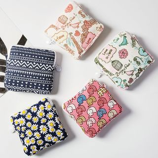 MyHome - Printed Sanitary Pouch