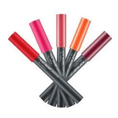 THE FACE SHOP - Flat Velvet Lipstick (10 Colors)