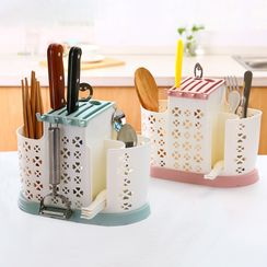 Showroom - Plastic Cutlery Drying Rack