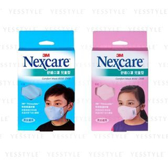 3M - Nexcare Comfort Child Cotton Mask 1 pc - 2 Types