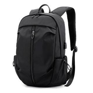 Endemica - Plain Zip Backpack