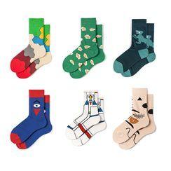 Guliga - Couple-Matching Printed Socks