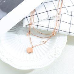 Tenri(テンリ) - Sun Necklace