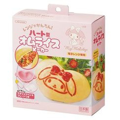 Skater - My Melody Omelet Rice Maker