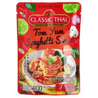 ZEZZUP - Classic Thai Tom Yum Spaghetti Sauce 200g