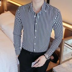 Titular - Striped Dress Shirt