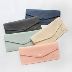 iswas - 'With Alice' Series Colored Passport Case