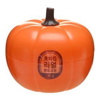 TONYMOLY - Pumpkin Juice Real Hand Cream
