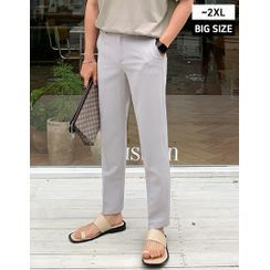 GERIO - Tapered Summer Dress Pants