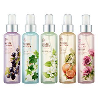 THE FACE SHOP - Nature Garden Perfume Body Mist 155ml (5 Types)