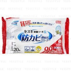 Life-do.Plus - 99.9% Anti-Bacteria Wet Wipes