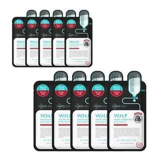 Mediheal - W.H.P White Hydrating Black Mask EX Set