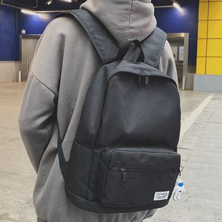 SUNMAN - Lightweight Zip Backpack