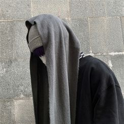Koiyua - 純色圍巾