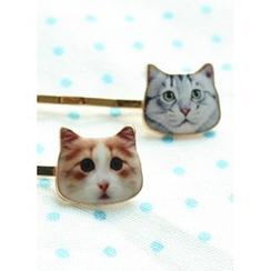 kitsch island - Cat Hair Pin