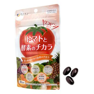 Fine Japan - Tomato & Enzyme Energizing Tablets