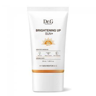 Dr.G - Brightening Up Sun Plus